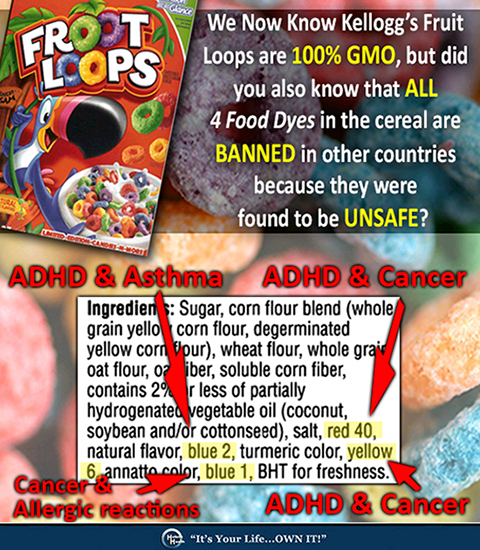 In Froot ass loops